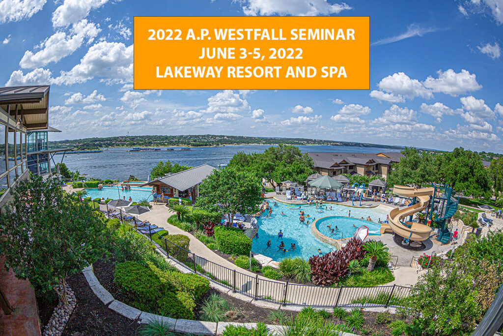 2022 AP Westfall Header